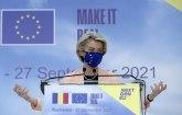 Ursula fon der Lajen: Tirana je napredovala. Brisel da ispuni svoj deo
