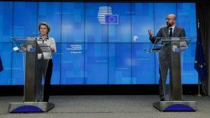 Fon der Lejen: EU će što pre moguće obezbediti vakcine za Zapadni Balkan