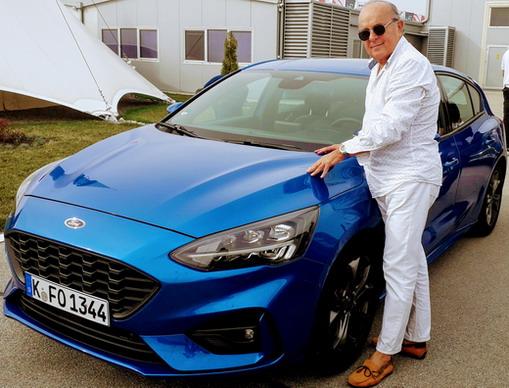 Ford Media dan na stazi NAVAK – Primamljivi sportski Focus ST-Line od 182KS