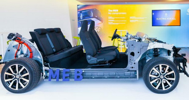Ford bi mogao da ponudi više električnih modela baziranih na Volkswagen MEB platformi
