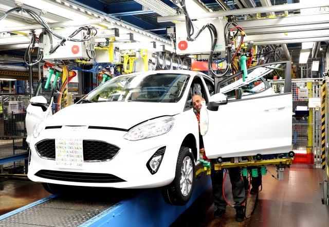 Ford i VW šire saradnju na autonomna i električna vozila