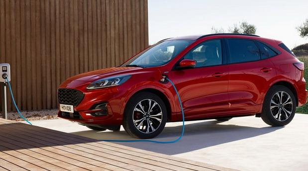 Ford najavio osam elektrifikovanih automobila