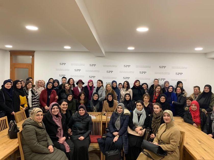 Formiran Gradski odbor Ženske mreže za Novi Pazar