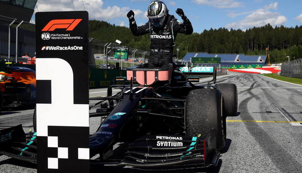 Formula 1: Botas otvorio sezonu trijumfom, Noris na podijumu