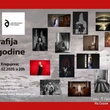 Foto klub Kragujevac: Fotografija godine 2020