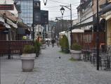 Foto-vest: Zaključani kafići i malo ljudi na ulicama u Nišu zbog novih mera