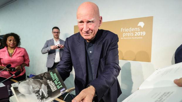 Fotograf Sebastijao Salgado dobitnik nagrade za mir na sajmu u Frankfurtu