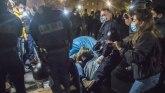 Francuska: Pariska policija u šokantnom sukobu u migrantskom kampu