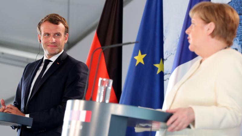 Francuska i Nemačka za što brži sporazum o oporavku EU
