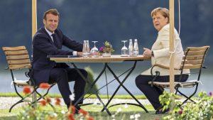 Francuska i Nemačka ze zalažu za što brži sporazum o oporavku EU