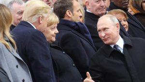 Francuska i Nemačka žele sastanak na vrhu EU-a i Rusije
