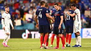 Francuska minimalno pobedila Nemačku (1:0) u derbiju dosadašnjeg toka Eura