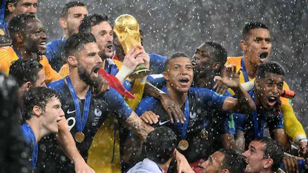 Francuski fudbaler prodao zlato sa Mundijalala u Rusiji