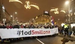 Francuski list Kroa: Protesti u Srbiji, za sada male prilike da padne vlade