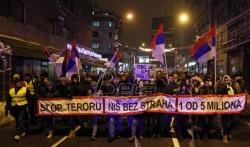 Francuski list Liberasijon: U Beogradu protesti jer je svima dosta