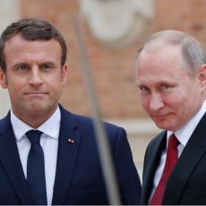 Francuski predsednik odjednom nudi Rusiji prijateljstvo, dijalog, pomirenje: Šta se krije iza Makronovih namera?