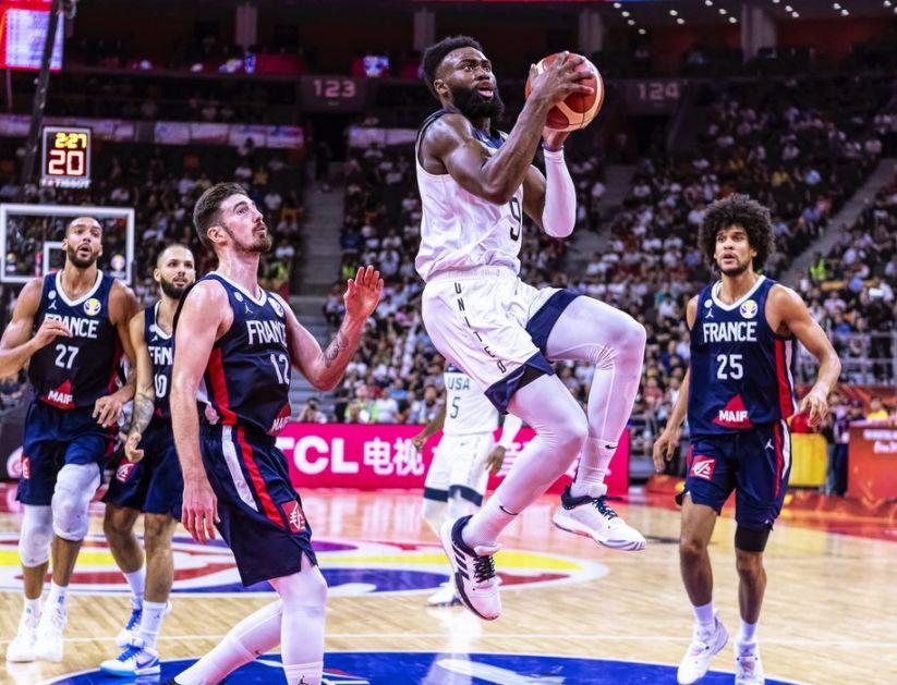Francuzi izbacili SAD, za finale protiv Argentine
