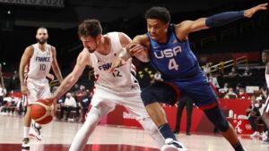 Francuzi naneli poraz košarkašima SAD u prvom kolu OI
