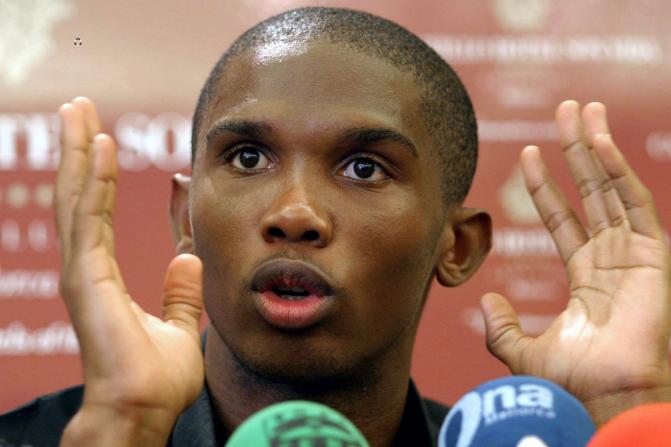 Francuzi nisu dočekali Etoa, Kamerunac ima novi klub!