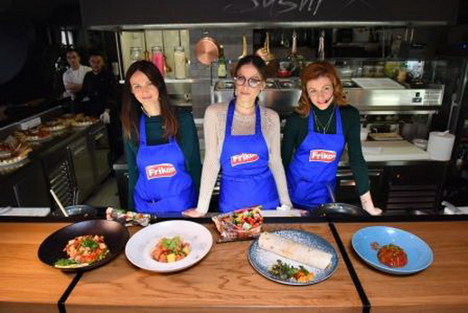 Frikom organizovao kulinarsko takmičenje u kojem su učestvovale poznate mame