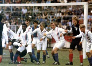 Fudbal i film: Beg u pobedu – kako je izgledalo snimanje kultnog fudbalskog filma