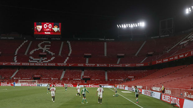Fudbal se vratio u Španiju - Sevilja bolja od Betisa