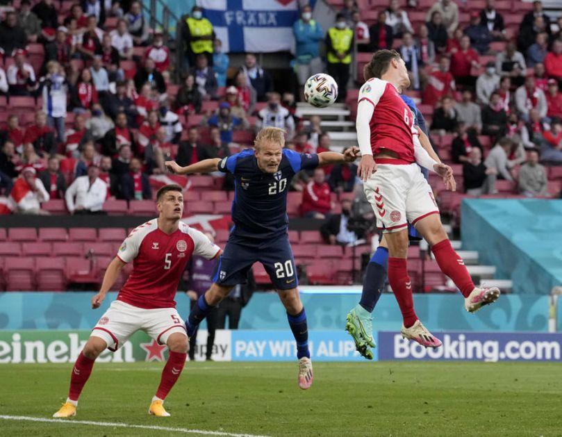 Fudbal u senci nemilog događaja - istorijska pobeda Finske protiv Danske, moćna Belgija raznela Rusiju