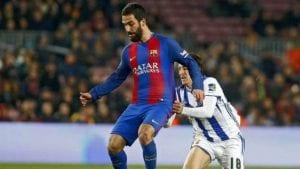 Fudbaler Barselone Turan osuđen na uslovnu zatvorsku kaznu