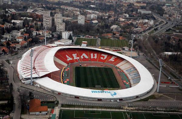 Fudbaler Slovana prekrstio Marakanu u - stadion Partizana?! (foto)
