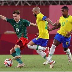 Fudbaleri Brazila u finalu Igara, Meksiko poklekao tek posle penala