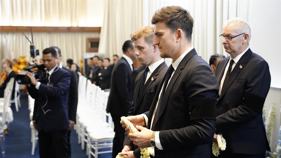 Fudbaleri Lestera stigli u Bangkok na sahranu vlasnika kluba