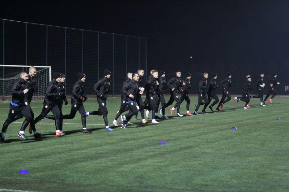 Fudbaleri Srbije večeras protiv Dominikanske Republike