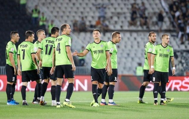 Fudbaleri TSC-a: Možemo do pobede u Lučanima