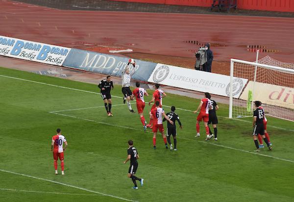 Fudbaleri Vojvodine duel sa Čukaričkim smatraju najbitnijim do sada u sezoni