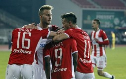 Fudbaleri Zvezde u četvrtfinalu Kupa Srbije