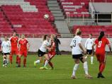 Fudbalerke Austrije minimalcem savladale Srpkinje na Čairu