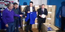 FSS oprema klubove iz Bačke