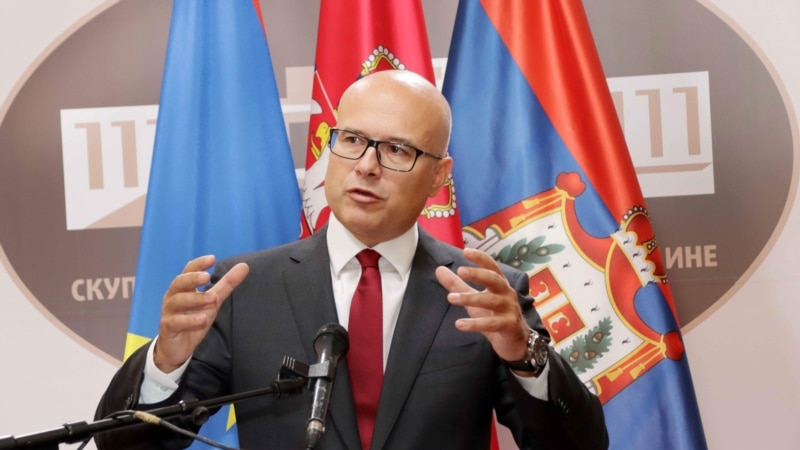 Fukcioner SNS-a Miloš Vučević podnosi krivičnu prijavu protiv Vučića