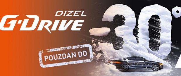 G-Drive Diesel gorivo