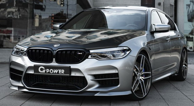 G-Power BMW M5 Hurricane RR sa 900KS