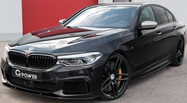 G-Power BMW M550i sa 600KS