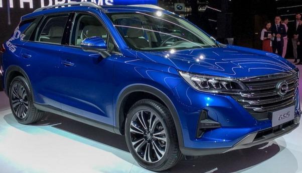 GAC GS5: Kinezi u Parizu predstavili drugu generaciju SUV-a na platformi Alfe 166