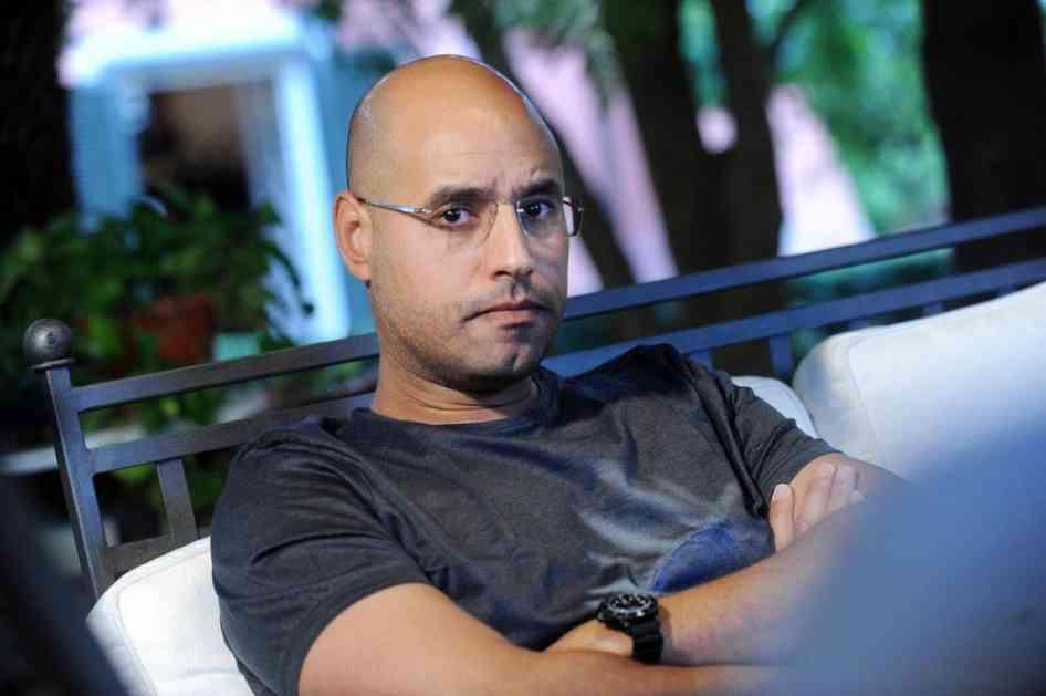 GADAFIJEV SIN ZOVE PUTINA U POMOĆ: Saif al Islam ubeđen da samo Rusija može da pomiri Libiju!