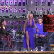 GAGI DOŽIVEO NEZGODU u emisiji uživo! Čim je Blondi ušetala u Zadrugu, PAO JE! (VIDEO)