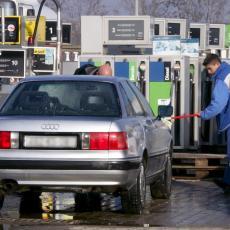GALON GASA 30 CENTI: Zbog promocije snizili cene, na pumpama NASTAO HAOS, reagovala policija