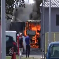 GAS JE POČEO DA CURI, A ONDA JE PUKLO... Ljudi u Pančevu nakon požara SPASAVALI ŽIVE GLAVE (FOTO/VIDEO)