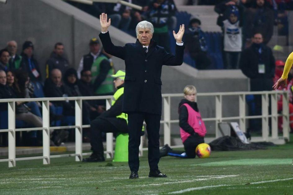 GASPERINI PRED MEČ SA VALENSIJOM: Bio bi san stići do četvrtfinala Lige šampiona!