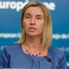 GDE SE TO EVROPI ŽURI? Mogerinijeva za HITAN sporazum o Kosovu, ali poručila: TAKSE MORAJU DA ODU!