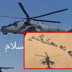 GENERAL SE NE PREDAJE! Helikopteri nadleću SPECIJALCE, Haftarova PUSTINJSKA OLUJA uskoro počinje (FOTO/VIDEO)