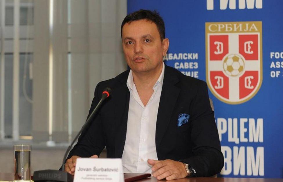 GENERALNI SEKRETAR FSS JOVAN ŠURBATOVIĆ POVODOM POTESTA NAVIJAČA PARTIZANA: Trofeji se donose na terenu, a ne van njega!
